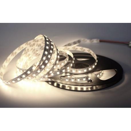 LED pásek 12W, 60 LED, Nezalitý IP 20 - Denní bílá Avide