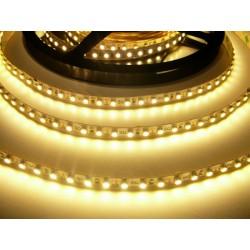 LED pásek 9.6W, 120 LED, Nezalitý IP 20 - Teplá bílá
