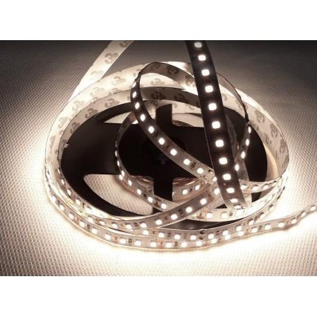 LED pásek 20W, 120 LED, Nezalitý IP 20 - Denní bílá Avide
