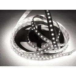 LED pásek 20W, 120 LED, Nezalitý IP 20 - Studená bílá Avide