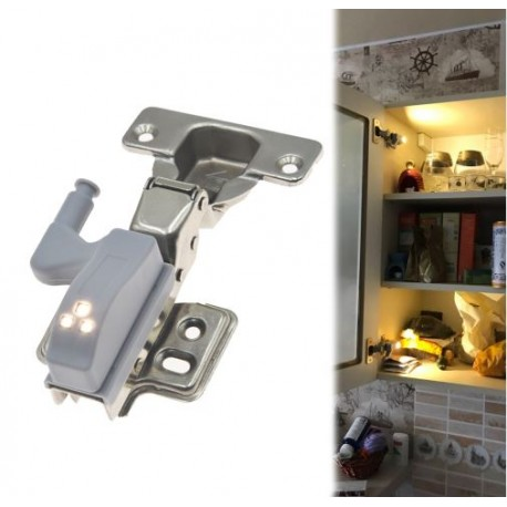 LED osvětlení skříněk