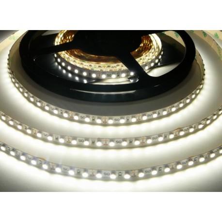 LED pásek 9.6W, 120 LED, Nezalitý IP 20 - Denní bílá