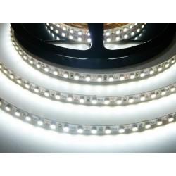 LED pásek 9.6W, 120 LED, Nezalitý IP 20 - Studená bílá