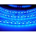 LED pásek 9.6W, 120 LED, Nezalitý IP 20 - Modrý