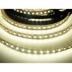 LED pásek 20W, 120 LED, Nezalitý IP 20 - Denní bílá