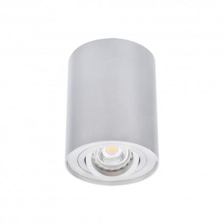Přisazené svítidlo BORD DLP-50-AL stříbrné - BORD DLP-50-AL stříbrné přisazené bodové svítidlo