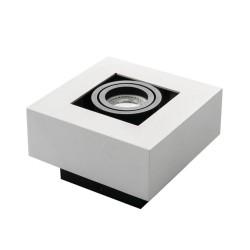 Přisazené svítidlo STOBI 50-W bílé - STOBI DLP 50-W bílé přisazené bodové svítidlo