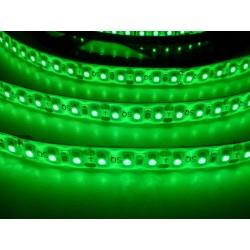 LED pásek 9.6W, 120 LED, Zalitý IP 50 - Zelený