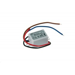LED zdroj 12V 6W IP67 - 12V 6W zdroj IP67 TLPS-12-6