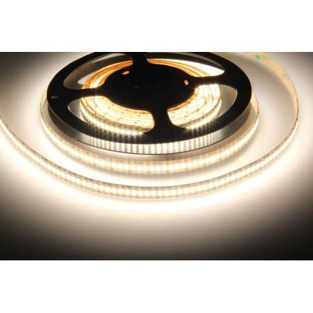 LED pásek 12V 240LED 24W - Denní bílá