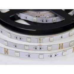 LED pásek 7.2W, 30 LED, nezalitý - RGB