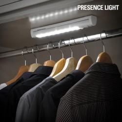 LED Zářivka s Pohybovým Čidlem Presence Light