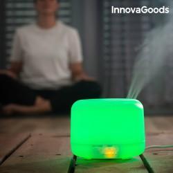 Zvlhčovač Vzduchu s Aromadifuzérem LED Multi-Coloured InnovaGoods