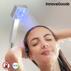 LED Ekosprcha s Tepelným Čidlem Square InnovaGoods