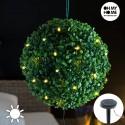 Solární Lampa Keř Oh My Home (20 LED)