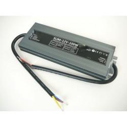 LED zdroj 12V 100W SLIM