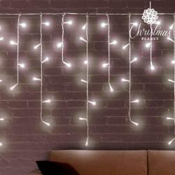 Bílé Vánoční Osvětlení Rampouch (200 LED)