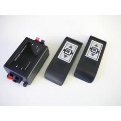 Dálkový LED ovladač RF10 pro jednobarevné LED pásky se dvěma ovladači