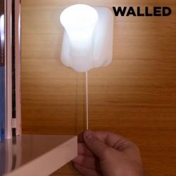 Přenosné LED Světlo se Šňůrkou Walled LB15 (3 kusy)