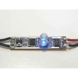 Dotykový LED stmívač do profilu 10AS pro jednobarevné LED pásky