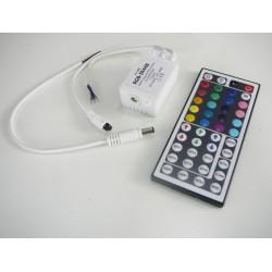 Dálkový LED infra ovladač IR44B pro RGB LED pásky