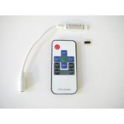 Dálkový LED radio mini ovladač pro RGB LED pásky