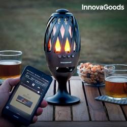 LED Pochodeň s Bluetooth Reproduktorem InnovaGoods