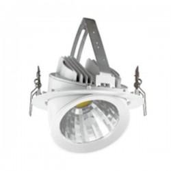Otočný Downligt LED Tomaleds FCORCOBN025 25W 4500 K Přirozené světlo