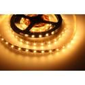 LED pásek 4.8W, 60 LED, Nezalitý IP 20 -  Extra teplá