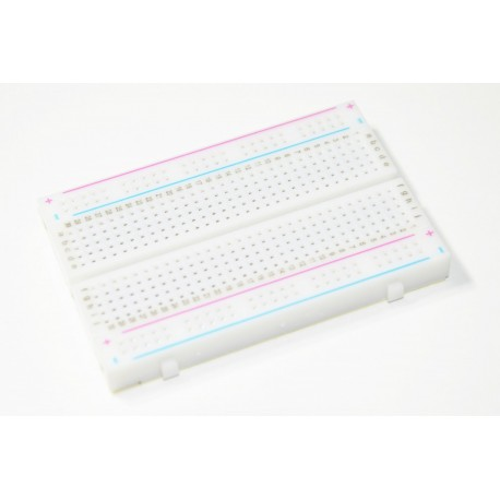 Half-size breadboard - 400 pinů