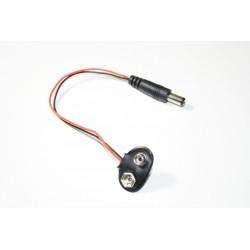Kabel pro připojení 9V baterie
