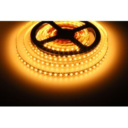 LED pásek 9.6W, 60 LED, Nezalitý IP 20 - Extra teplá