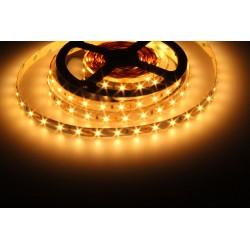 LED pásek 12W, 60 LED, Nezalitý IP 20 - Extra teplá