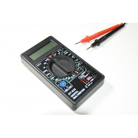 Multimetr DT830B