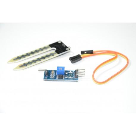 Půdní vlhkoměr - modul pro Arduino