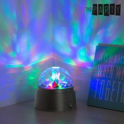 LED Otočné Hlavy na Večírky Th3 Party
