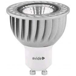 LED žárovka GU10 5W 45° 4000K otevřený design