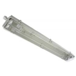 LED Trubicové svítidlo pro LED BETU 218PS 60cm pro 2 trubice