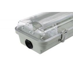 LED Trubicové svítidlo pro LED BETU 236PS 120cm pro 2 trubice