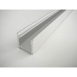 Nástěnný LED profil N4 vysoký
