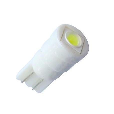 LED žárovka keramická T10 W5W smd 7070 bílá