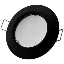 Podhledový rámeček černý matný kónický C-B