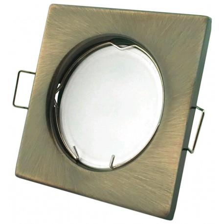 Podhledový rámeček antik hranatý S-CO