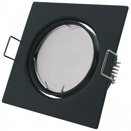 Podhledový rámeček antracit matný hranatý výklopný SS-AN