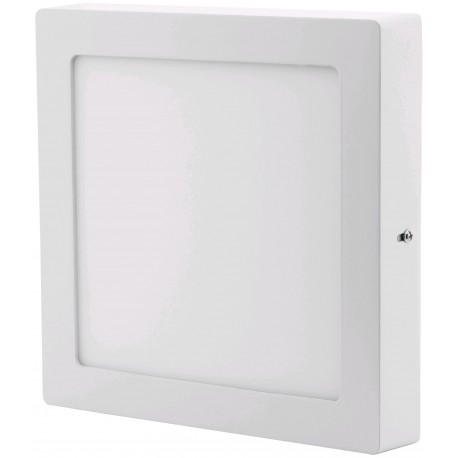 LED panel 18W přisazený čtverec 220x220mm