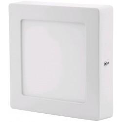 LED panel 6W přisazený čtverec 120x120mm