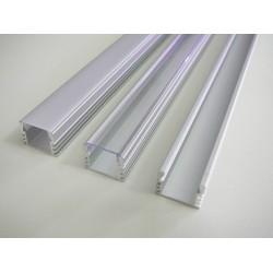 Nástěnný LED profil N7 Mikro vysoký