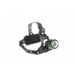 LED čelovka FOREST, CREE Q5 - Zoom vč. dobíjecích baterií