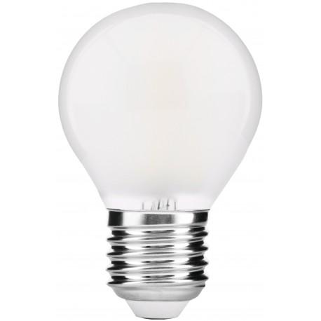 LED žárovka E27 4W FILAMENT retro - Matná