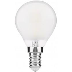 LED žárovka E14 4W FILAMENT retro - Matná